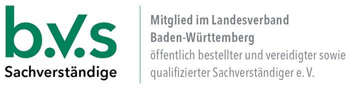 LV b.v.s. Sachverständige Baden-Württemberg